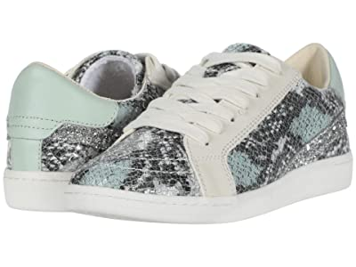 Dolce Vita Nino (Mint Multi Snake Print Leather) Women