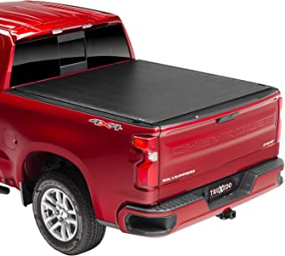 TruXedo Sentry Hard Rolling Truck Bed Tonneau Cover | 1572401 | fits 2019 - 2020 New Body Style GMC Sierra & Chevrolet Sil...