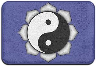 Yin Yang Personalized Door Mats