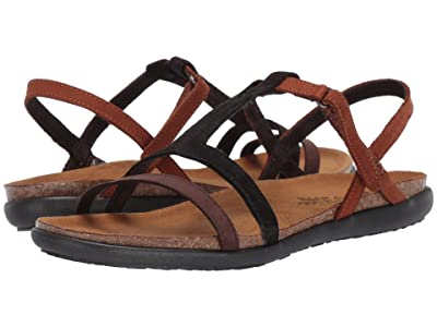 Naot Judith (Coffee Bean Nubuck/Black Velvet Nubuck/Hawaiian Brown Nubuck) Women