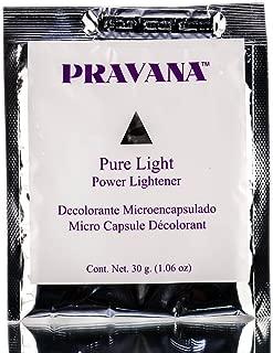 Pravana Pure Light Power Lightener Packet 1.06 oz