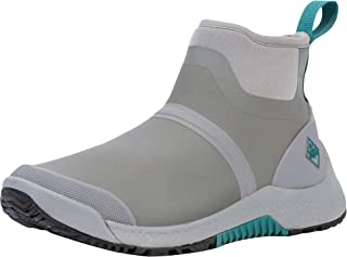 Muck Boot Women's Outscape Chelsea, Frost Gray - 7