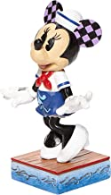 """Jim Shore Disney Traditions 6008080 Minnie Mouse Sailor Personality Pose Figurine 5"""""""