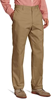 IZOD Men's American Chino Flat-Front Pant