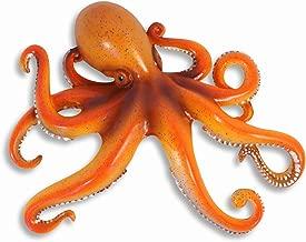 LX Handpainted Octopus Wall Mount Decor Plaque 8