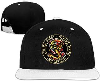 Sponsored Ad - Cobra Kai Baseball Cap Youth/Juvenile Street Hip-hop Multicolor Flat-Brim Hat