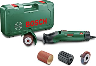 Bosch Roller Sander Kit with Accessories PRR 250 ES (250 Watt, in Case)