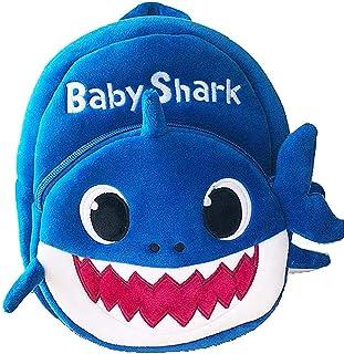 Shark - Mochila para Niños de Dibujos Animados, Mochila para guardería, Color