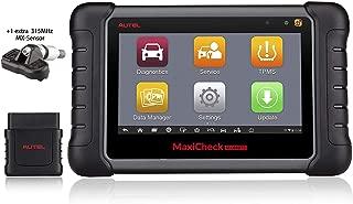 Autel MX808-TPMS Complete TPMS Services Systems TS608 Pro/MX808TS/MK808TS OBD2 Maxcheck Maxicom Diagnostic Scan Tool With Extra MX Sensor Immo/Epb/SAS/BMS/Tpms/DPF(Advanced MX808/MK808/MK808BT)