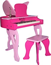 pink piano butterfly