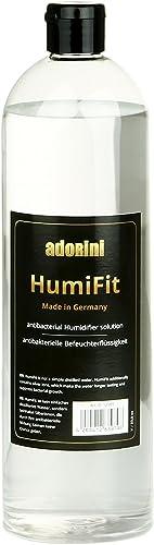 Adorini HumiFit - Fluide humidificateur 1 Litre d'eau distillée/ions d'argent
