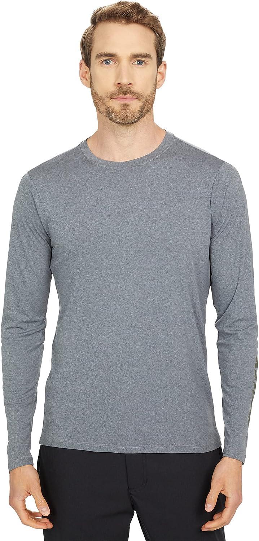Hurley Men's H2o-dri Hybrid NEW Shirt NEW before selling Sleeve UPF Long