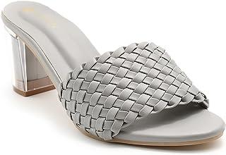 Divain Womens Heeled Fashion Sandal (Art_602)
