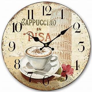 Best italian style wall clocks Reviews
