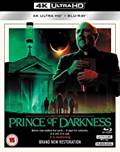 Prince of Darkness 4K UHD 2 Region Free  English audio