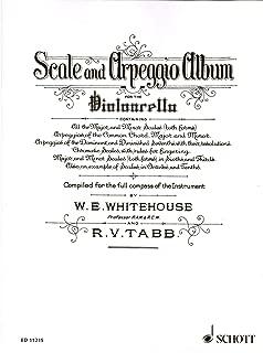 Scale and Arpeggio Album - Cello