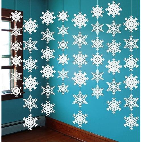 Paper Christmas Decorations Amazon Com