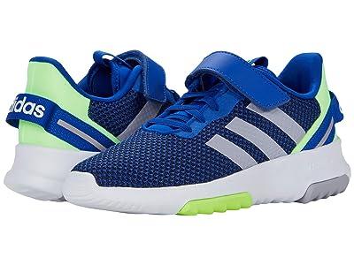 adidas Kids Racer TR 2.0 (Little Kid) (Team Royal Blue/Glory Grey/Legend Ink) Boys Shoes
