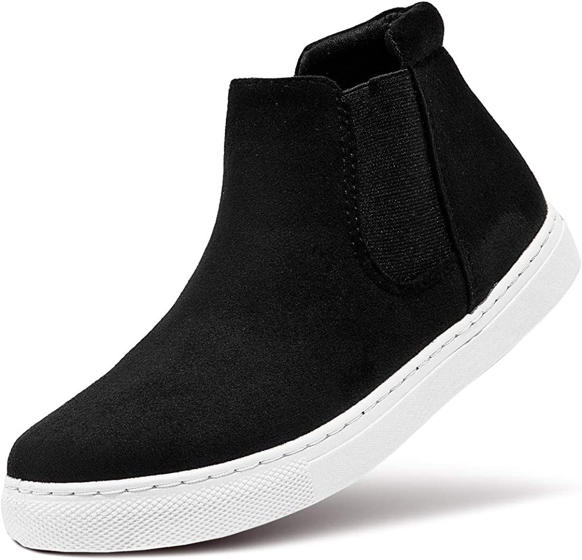 ZGR Women's High Top Slip Sneakers Booties on Dealing full price reduction Ankle Washington Mall