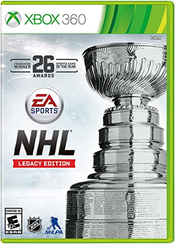 EA Sports NHL - Legacy Edition - Xbox 360