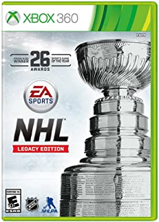 EA Sports NHL - Legacy Edition - Xbox 360