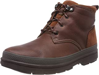 Clarks Rushwaymid GTX, Bottes Chelsea Homme