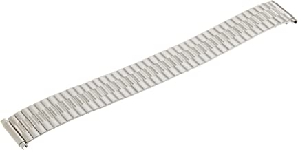 Timex Men's Q7B741 Stainless Steel Expansion 16-20mm Replacement Watchband