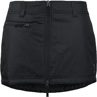 Skhoop Women's Mini Skirt, Black, Large