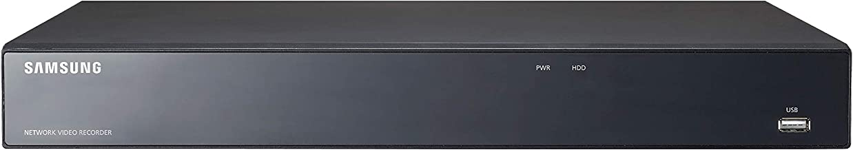 Samsung SNK-D5081 16 Channel SuperHD Security NVR SNR-D5401 Only with Accessories (Supports only SNC-4241BE Camera) (Renewed)