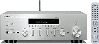 ヤマハ ネットワークHiFiレシーバー ワイドFM・AMチューナー/Wi-Fi/Bluetooth/ハイレゾ音源対応 シルバー R-N602(S)