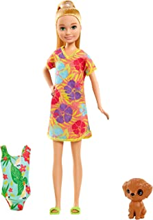 Barbie Chelsea The Lost Birthday Stacie Doll And Pet GRT89