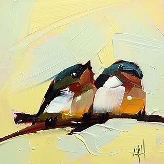 swallow bird art