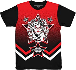 Infrared 6 All Star Shirt to Match Jordan 6 Infrared Sneakers