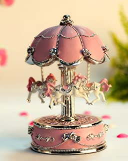 flower girl music box