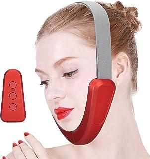 Anti-aging gezichtsmasker tegen rimpels, trillingen Gezichtsmassager Liftende huidverstrakking Cosmetisch apparaat, gezich...