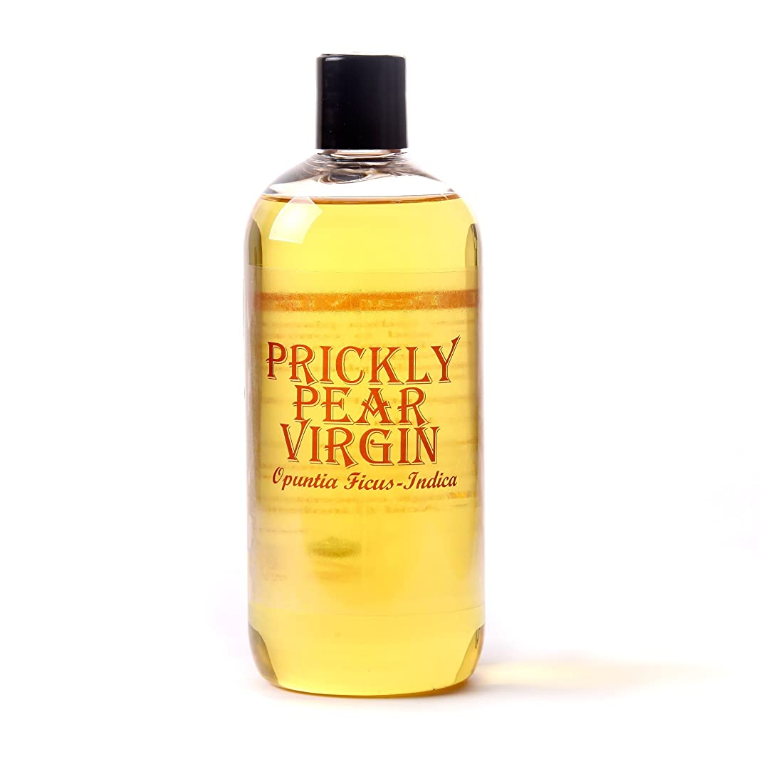 ささやきたるみアトミックPrickly Pear Virgin Carrier Oil - 100% Pure - 500ml