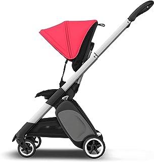 comprar comparacion Bugaboo Ant - carrito ligero de viaje con plegado compacto, se convierte en un carrito (Rojo)