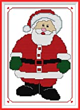 Good Value Cross Stitch Kits Beginners Kids - Christmas Collection 11 CT 15