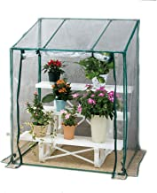 【温室・園芸・棚・ラック・家庭菜園】 フラワースタンド 温室 FOST-90BK