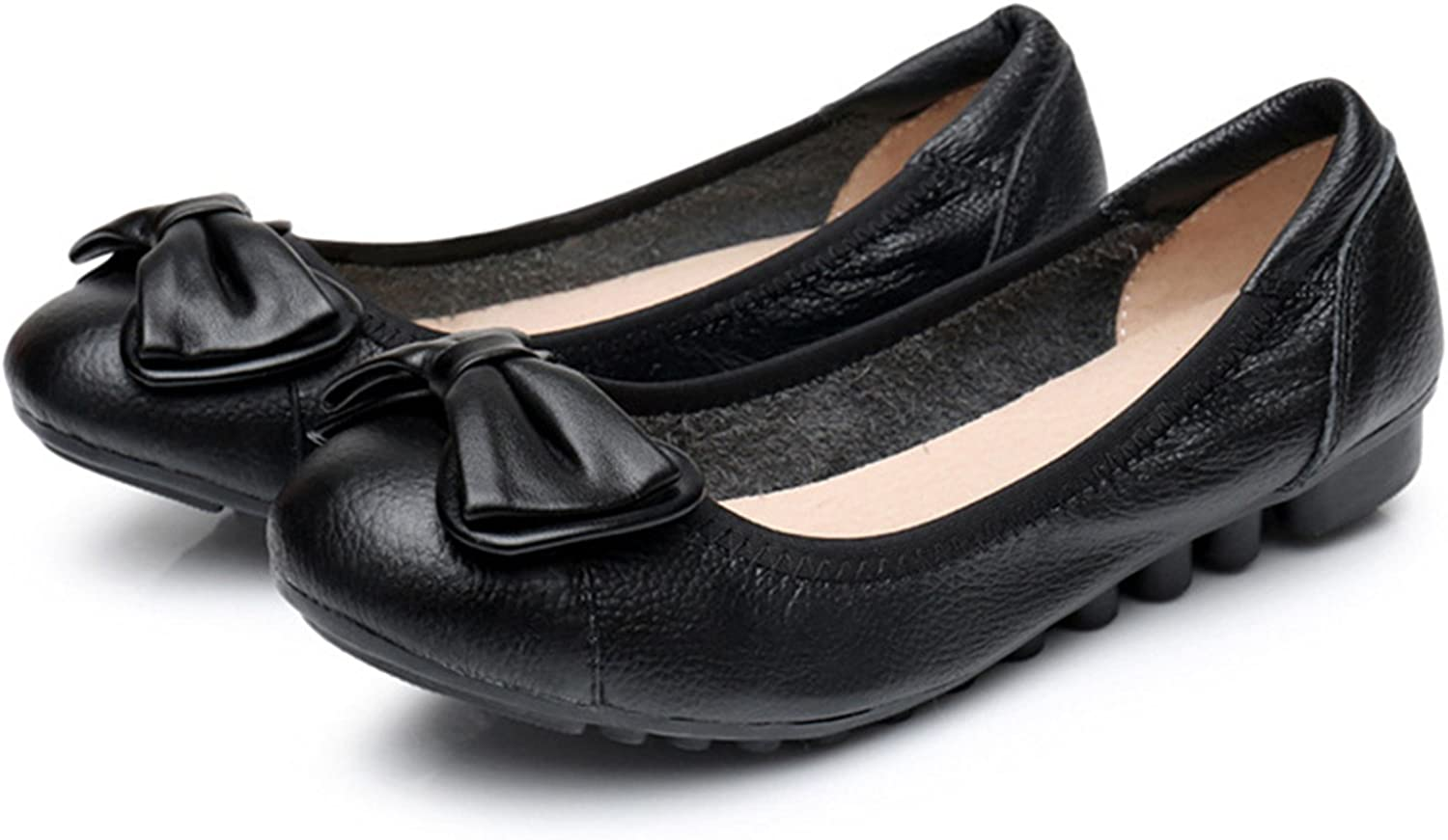 Dormery shoes Women Casual Black Oxford shoes for Women Flats Comfortable Slip On Women shoes