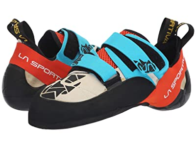 La Sportiva Otaki (Blue/Flame) Men