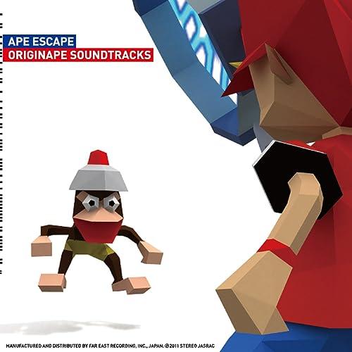 Ape Escape Originape Soundtracks / サルゲッチュ・オリジサル・サウンドトラック