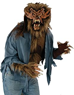 Zagone Studios Men's Wolf Shirt (Brown)