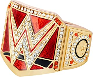 Universal Championship Finger Ring Gold/Red
