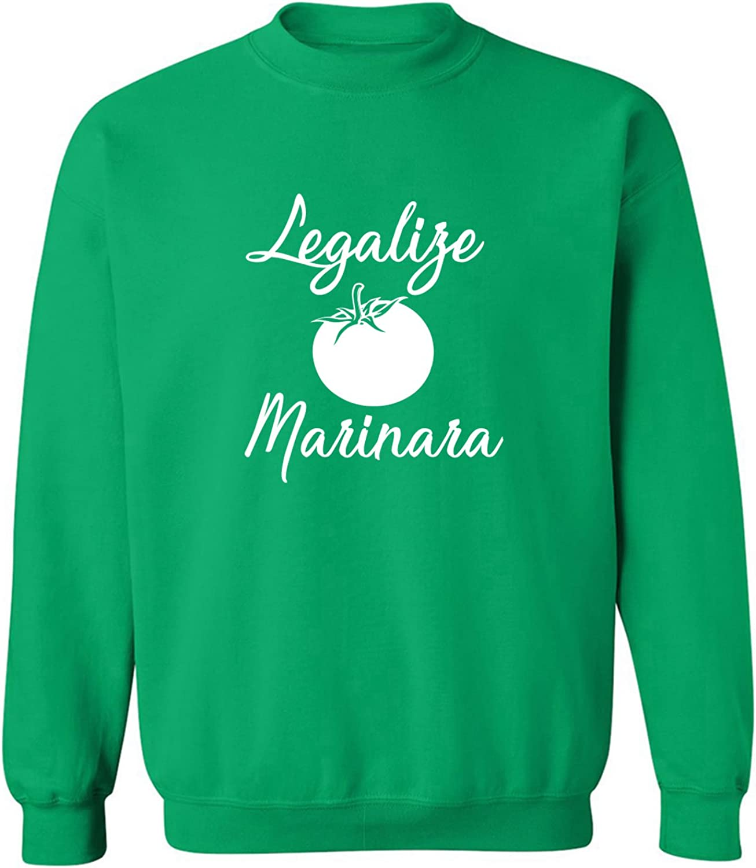 Legalize Marinara Crewneck Sweatshirt