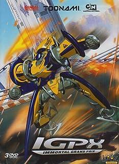 IGPX - Immortal Grand Prix - Edition VOSTFR/VF - Partie 1