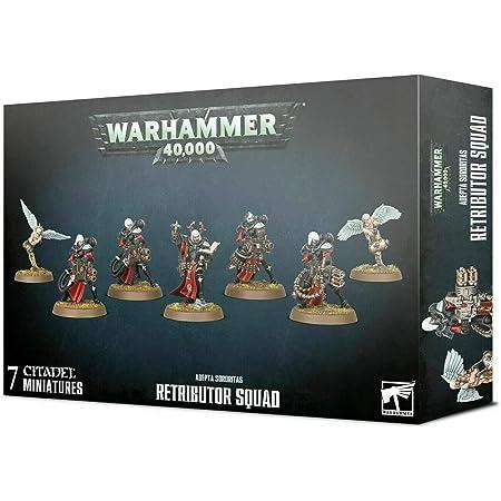 Adepta sororitas Célestine la vie Saint warhammer 40k
