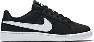 Womens Court Royale Black/White Casual Shoe 7.5 Women US