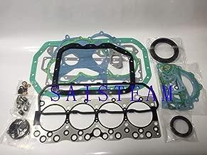 FidgetFidget Isuzu 4BB1 Engine Full Gasket Set for NPR NKR NHR NQR Loader Truck etc