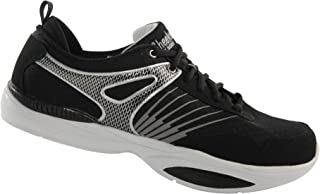 CHEEKS Easy Shapers Trainers 3.0 by Tony Little, Fitness Sneakers with an Incline Walking Technology, EVA Resistance Wedge and Gel Heel Pad